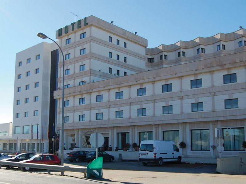 Hotel euroclima madrid servicios y proyectos de for Blau hotels oficinas centrales